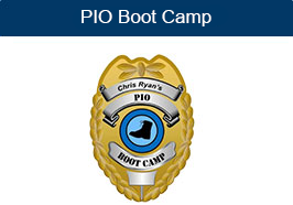 PIO Boot Camp - Police Media Relations