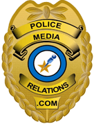 Police Media Relations - Badge