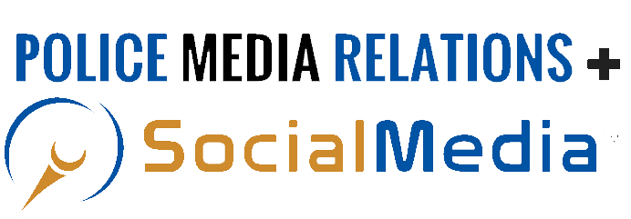 Police Media Relations+ Social Media | Vital 2-Day Seminar for Police & Sheriff's - Logo